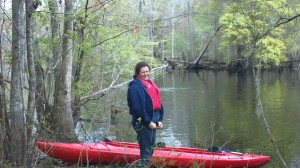 My Bride on the Lumber River