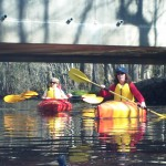 Delta Chi Renunion Kayaking Adventure