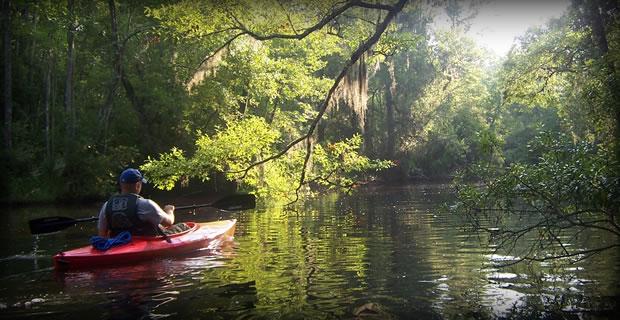 Kayaking Canoeing