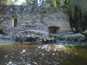 Suwannee Springs Bathhouse