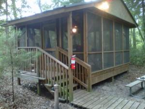 Holden Creek Shelter