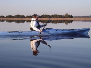 Joseph on the Cape Fear River